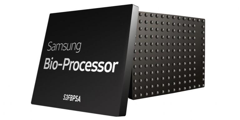 samsung bio processor senzor EKG