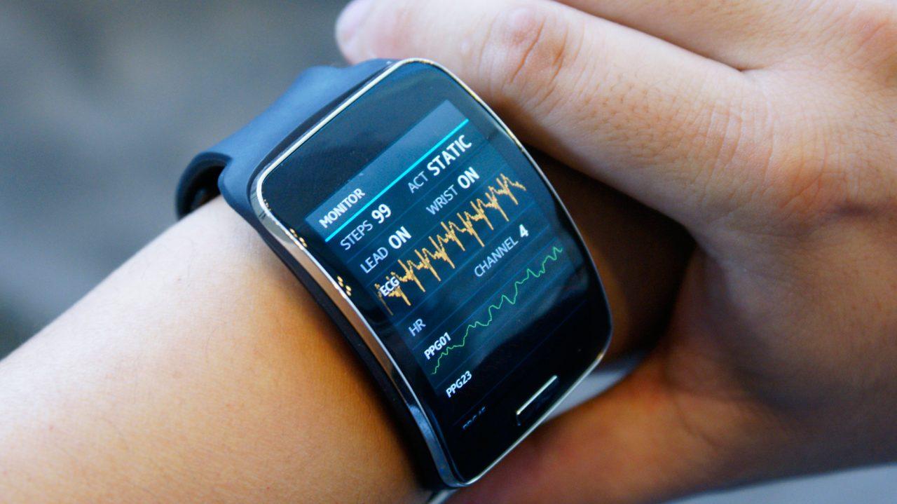senzor EKG Simband 2