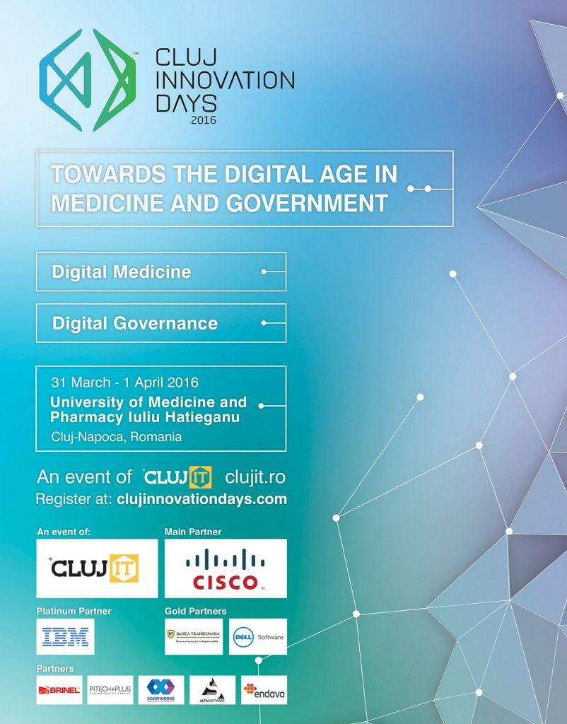 Cluj Innovation Days 2016