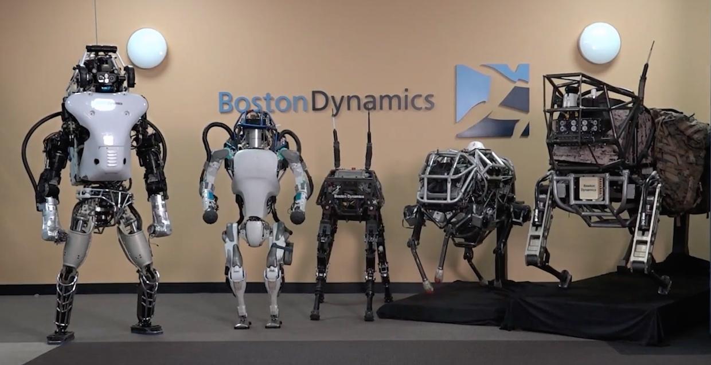 roboti microsoft, boston dynamics