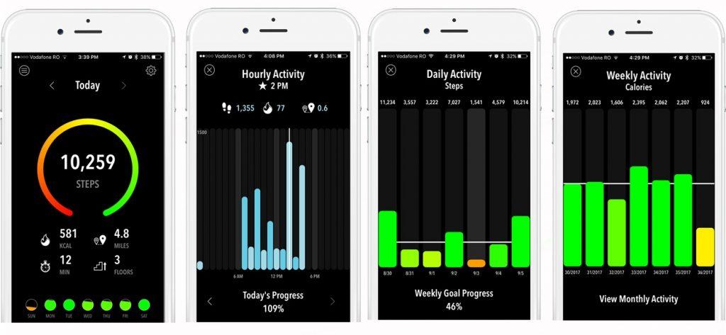 Activity Tracker monitorizare sport