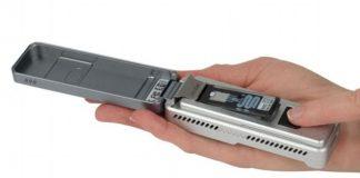 scanare ADN aparat