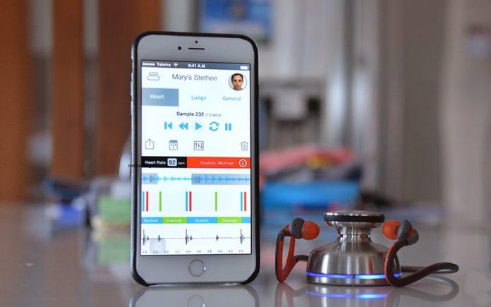stetoscop digital