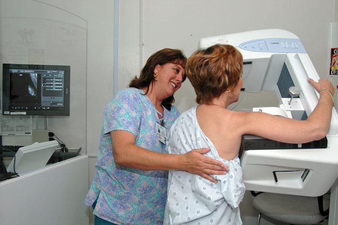 mamografie, cancer mamar